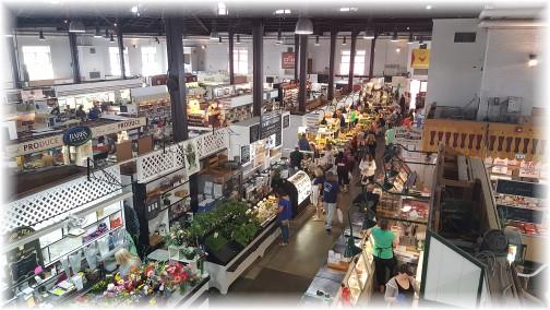 Lancaster Central Market 5/26/17