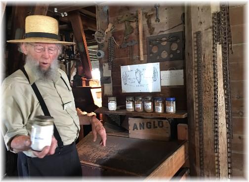 Mascot Roller Mill tour guide 5/18/17