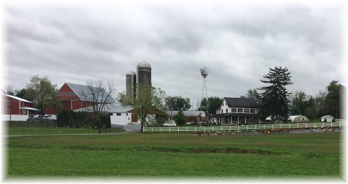 New Holland Farm 10/12/17 (Click to enlarge)