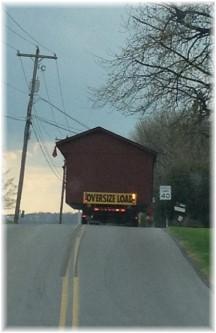 Oversize load