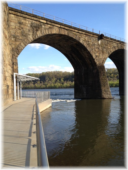 Shock's Mill Bridge 04-29-15