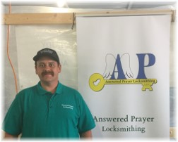 Answered Prayer Locksmithing 9/16/15