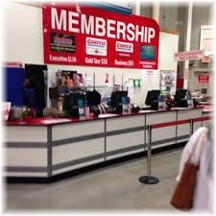 Costco service desk