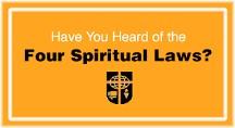 Four Spiritual Laws