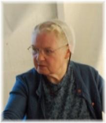 Older Mennonite lady