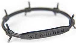 One with them wristband for persecuted church