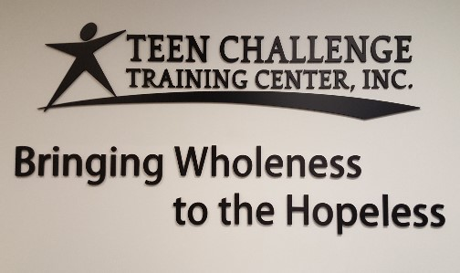 Teen Challenge mission