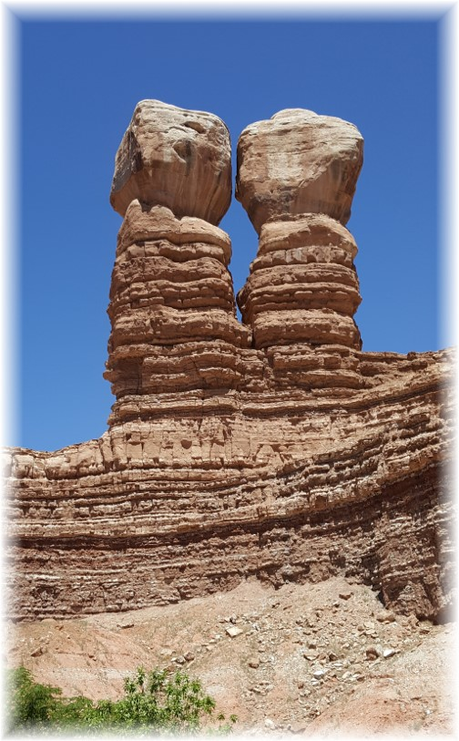 Twin Rocks, Utah 7/9/16