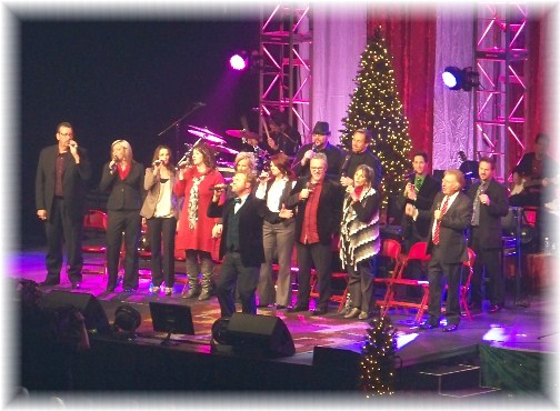Hershey homecoming concert 12/7/12