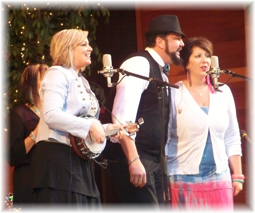 The Isaacs (bluegrass gospel group) 8/25/13