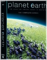 BBC Earth series