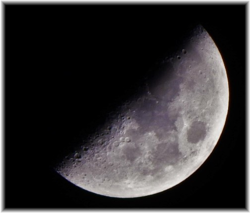Moon (Photo by Ester Weber)