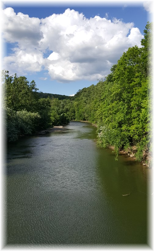Fishing Creek, Bloomsburg, PA 6/27/17