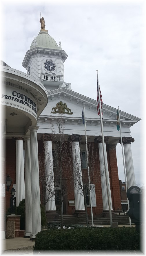 Franklin County PA Court House