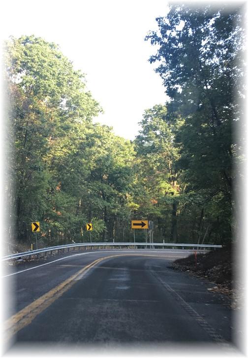 Goldmine Road, Lebanon County 10/15/17
