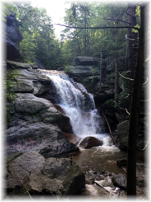 Swatara Falls (photo by Phil Huber)