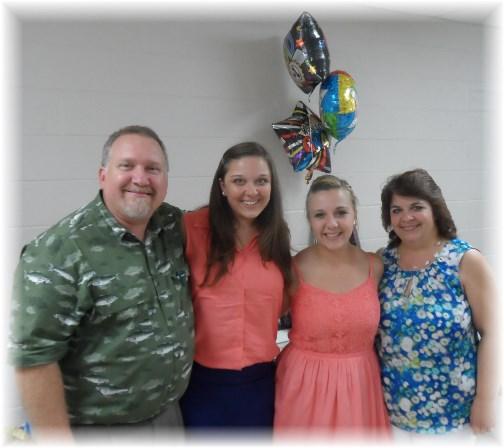Book family celebration 6/23/13