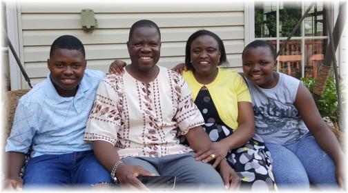 Nyube family 5/30/16