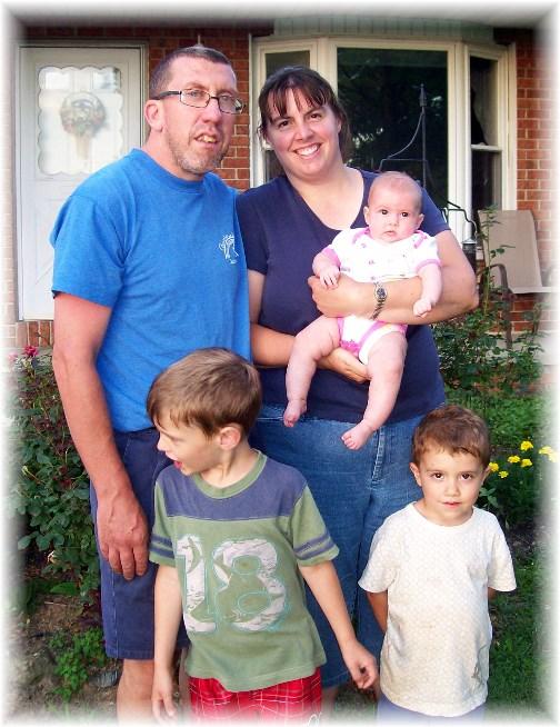 Pierce family 6/21/13