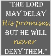 Promises quote