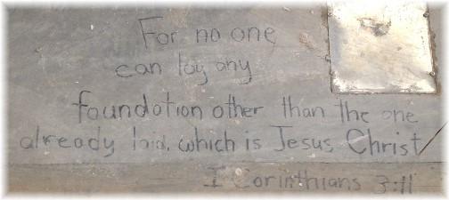 1 Corinthians 3:11