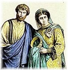 Aquila and Priscilla