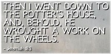Jeremiah 18:3