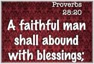 Proverbs 28:20