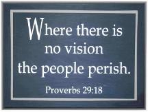 Proverbs 29:18