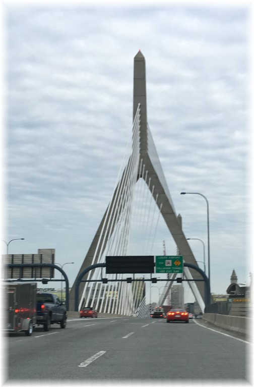 Bunker Hill Bridge, Boston, MA 6/13/16