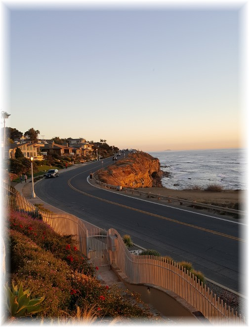 Sunset Cliffs Blvd 10/20/16