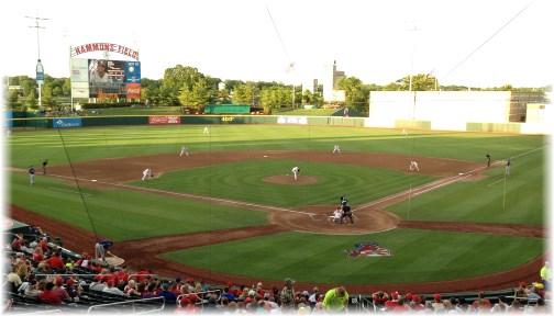 Springfield Cardinals baseball game 6/25/14