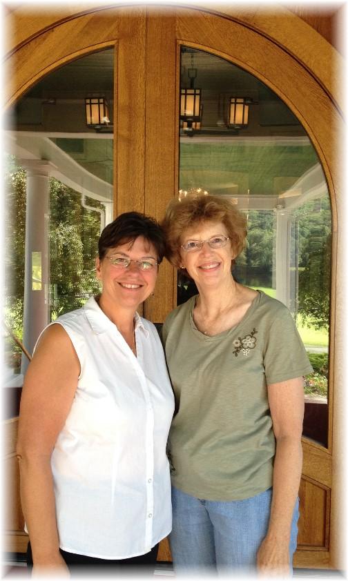 "Steincross ""in-laws"" at Shawnee Inn, Poconos 5/22/15"