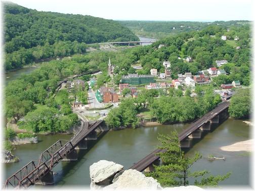 Harper's Ferry West Virginia, Photo by Richard Spiegel