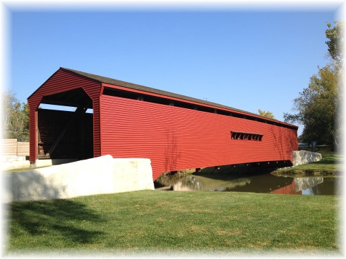 Gilpin's Fall Covered Bridge, Maryland