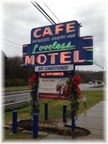 Loveless Cafe 11/28/15