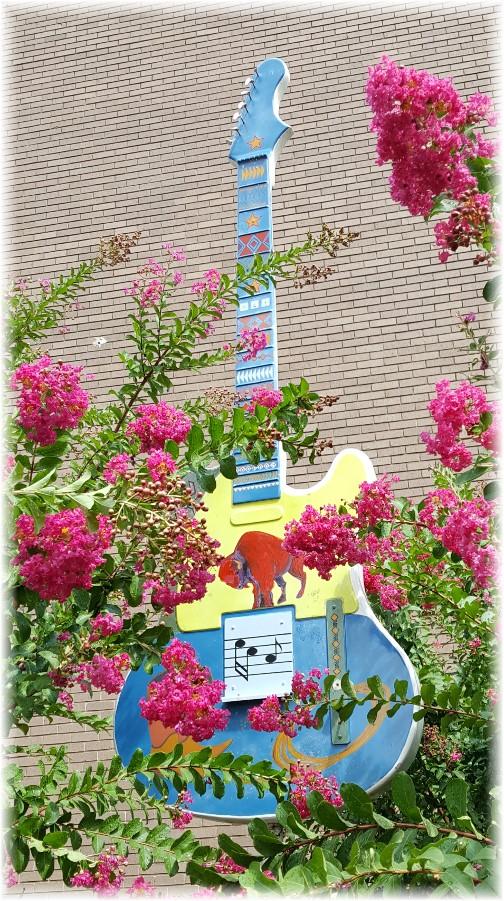 Muscogee, OK guitar 8/6/17