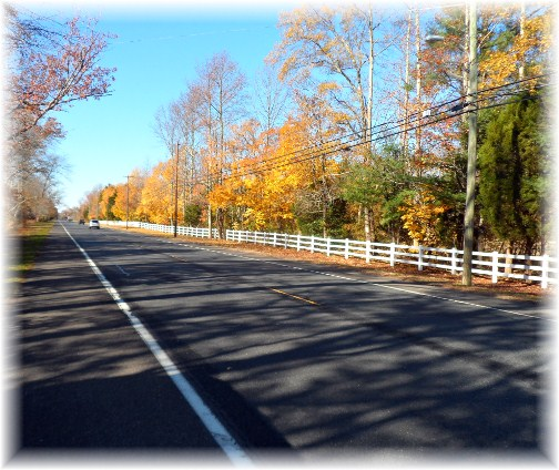 Road in New Jersey