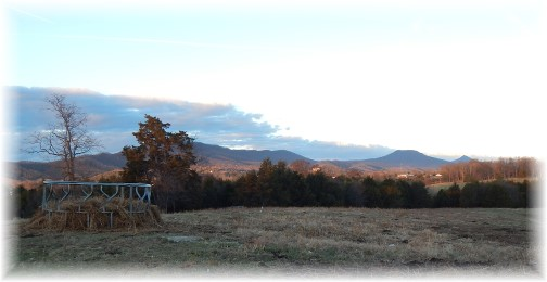 Northeast Tennessee mountains 11/30/14