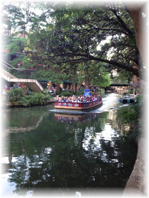 San Antonio River Walk 4/28/14