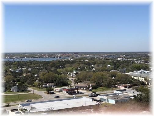 Saint Augustine lighthouse view 3/15/18