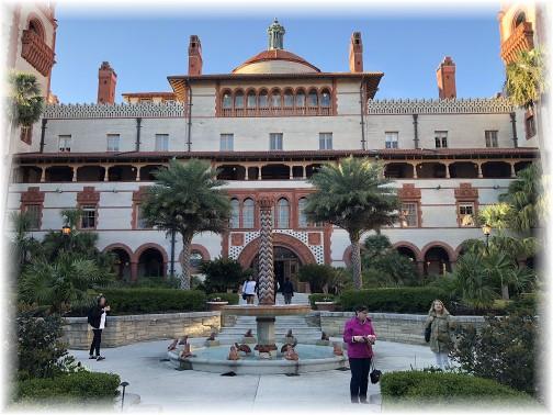 Saint Augustine college 3/15/18