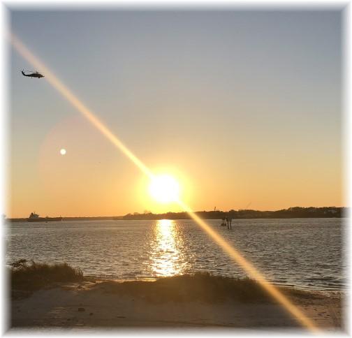 Saint Johns River sunset 3/14/18