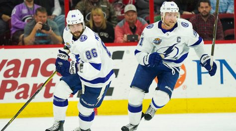 2020 Stanley Cup Odds: Lightning Atop Offseason Board