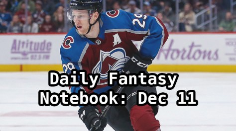 NHL Starting Goalies, Lines, News, Fantasy Tools - Daily Faceoff