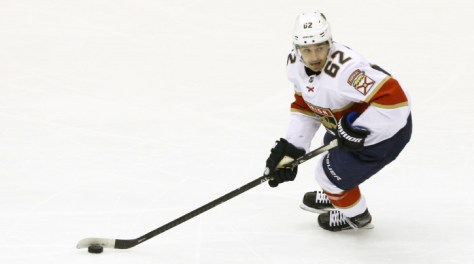 Florida Panthers flip Denis Malgin to Toronto Maple Leafs for Mason Marchment