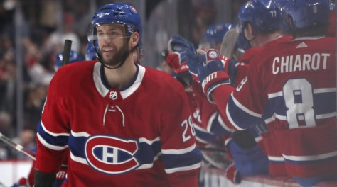 Montreal Canadiens trade Marco Scandella to St. Louis Blues