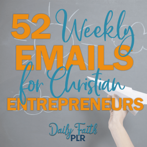 52 Weekly Emails