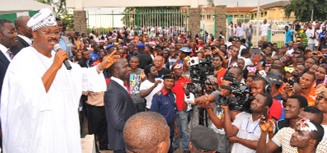 183 youths received N7, 500 monthly stipends in Oyo