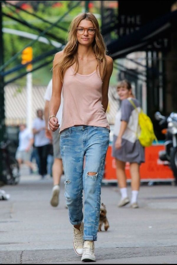 What Shoes To Pair With Boyfriend Jeans